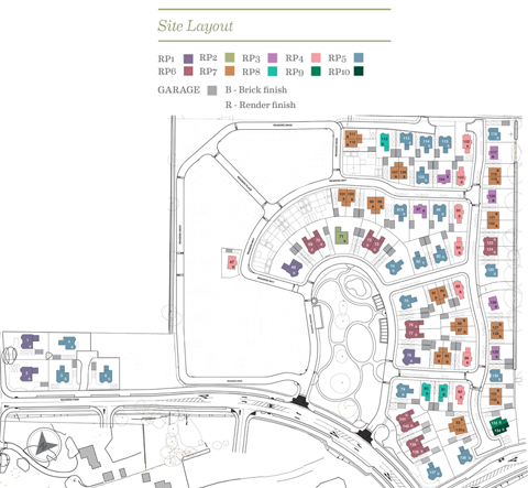 Readers Park Siteplan – How To Get A Site Plan